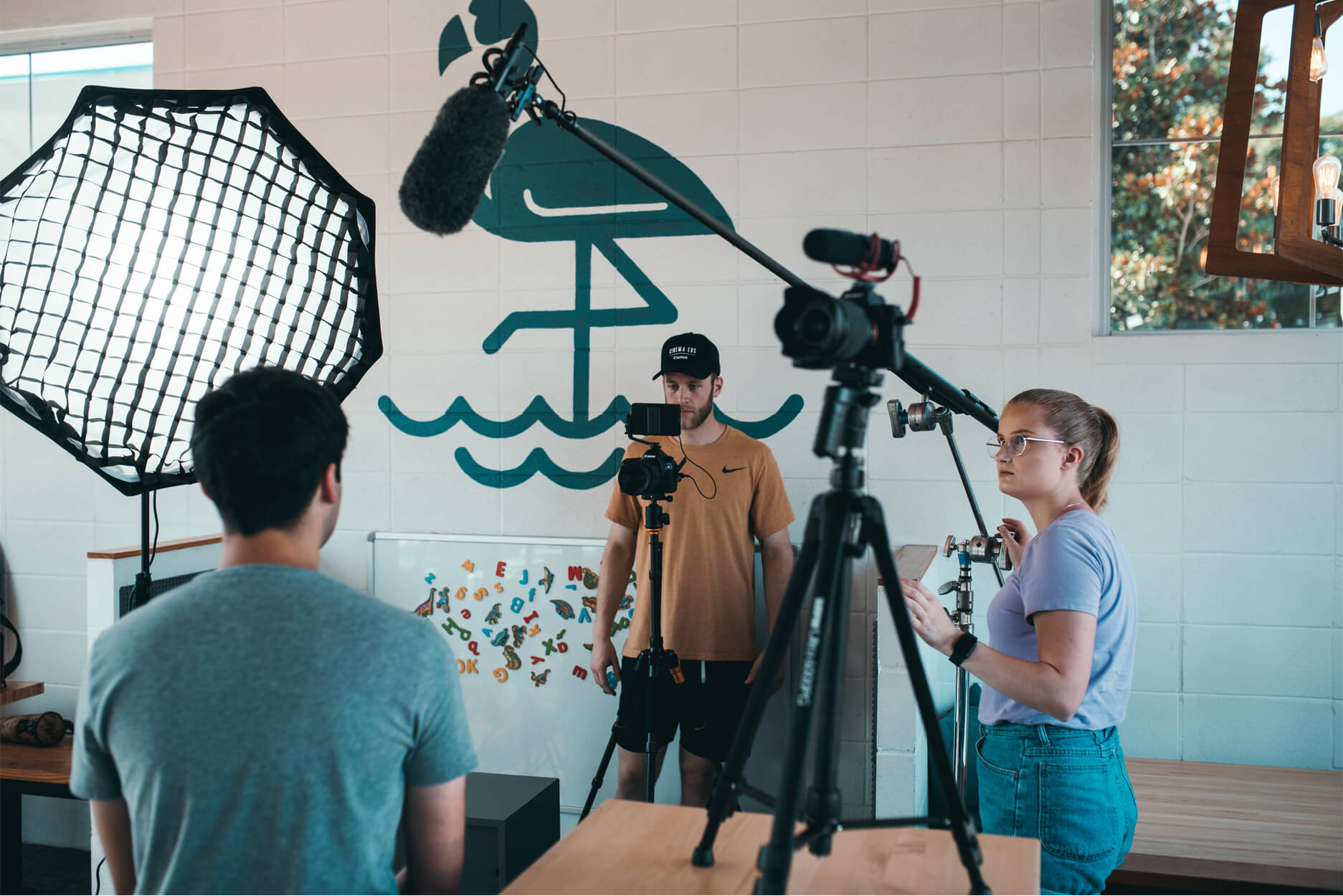 How to Maintain Brand Identity on Film
