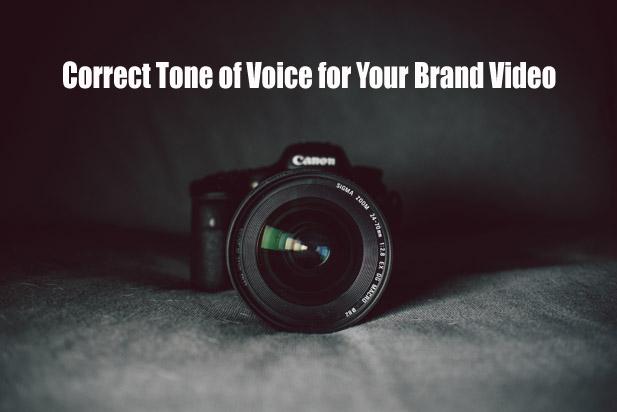 Correct Tone of Voice